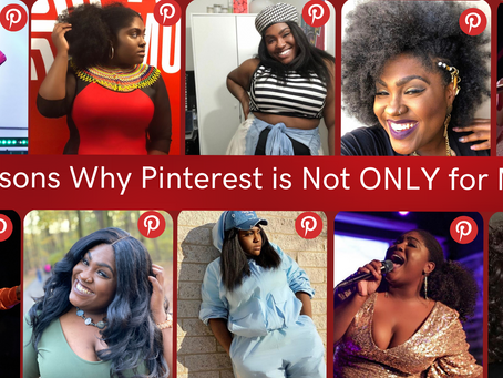 4 Reasons Why Pinterest is Not Only For Moms