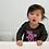 Thumbnail: Infant SuperWoman-in-Training Long Sleeve Bodysuit