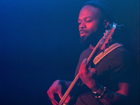 The Bassline Baseline: Tips from Sharay Reed