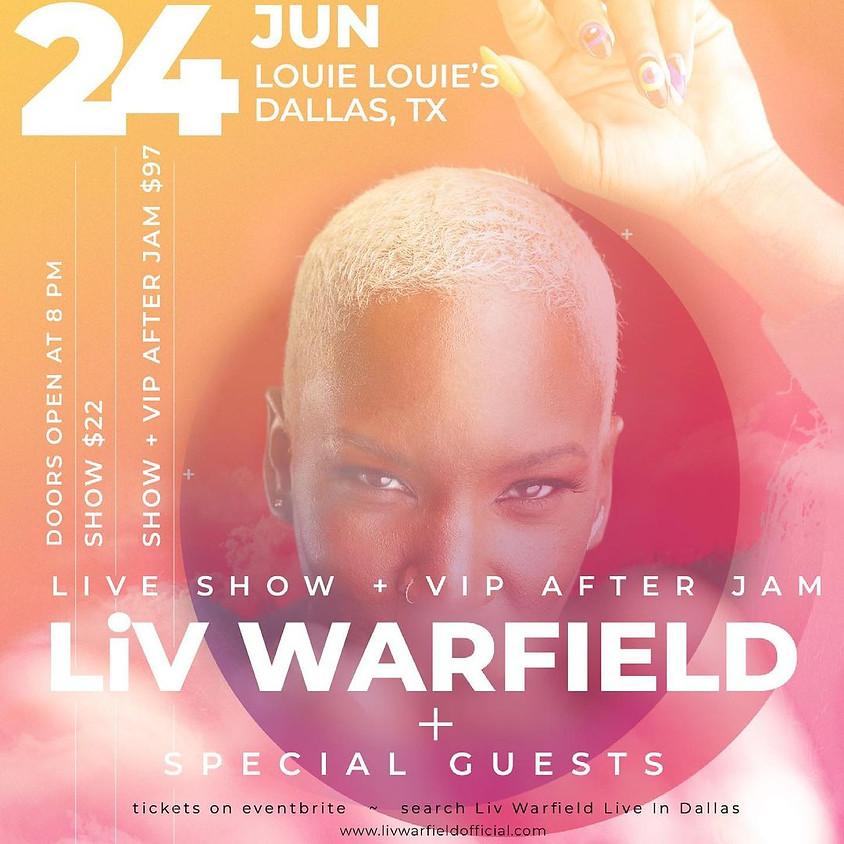 Liv Warfield LIVE
