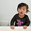 Thumbnail: Infant SuperWoman-in-Training Long Sleeve Bodysuit