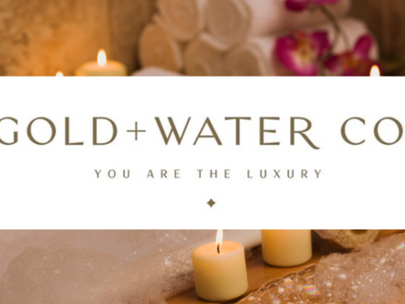 SELF CARE HEAVEN:  GOLD + WATER CO.