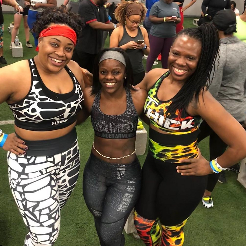 MixedFit with the 3LiveCrew featuring a LIVE performance and workout with Tamara Jade