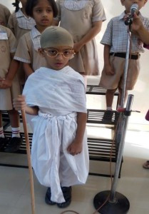 Gandhi Jayanti celebrations