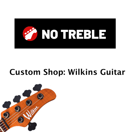 Custom Shop: Wilkins Guitar