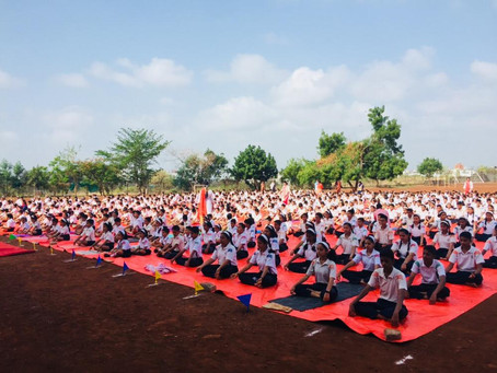 International Yoga Day and World Music Day