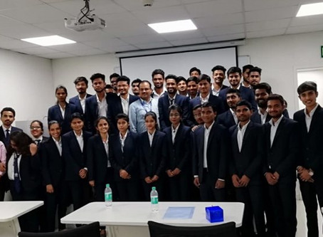 Industrial Visit to Sigma Electric Manufacturing Corporation