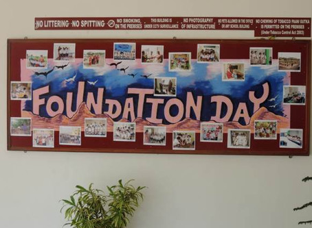 Foundation day celebrations 2018