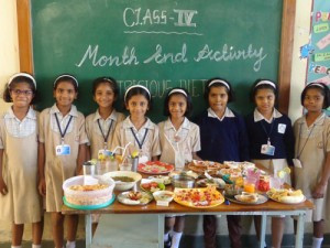 Month End Activities – November 2014