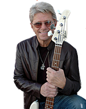 Peter Cetera endorsed Wilkins basses