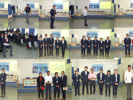 Industrial Visit Presentation Session
