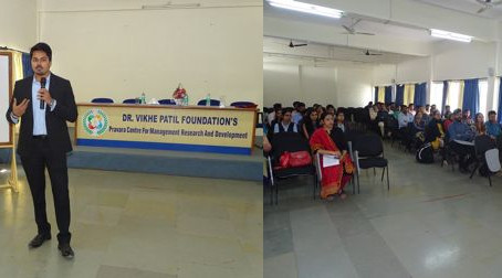 Guest Lecture by Mehul Pandey