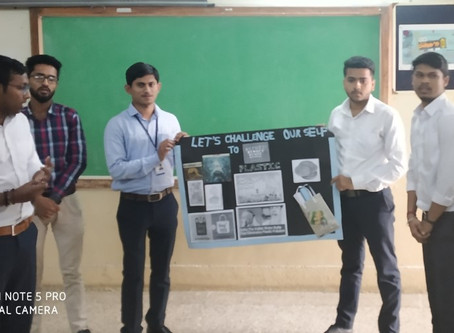 Oratory Club Activity – Collage Making