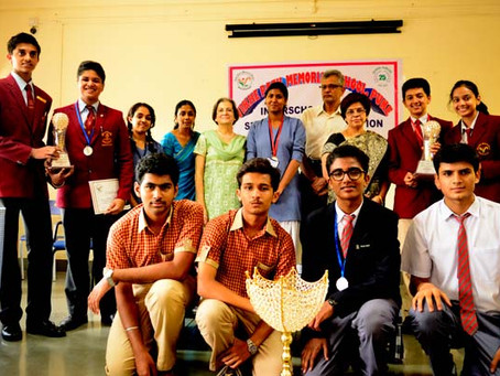 "Inter-School Debate ""The Battle of Words"""