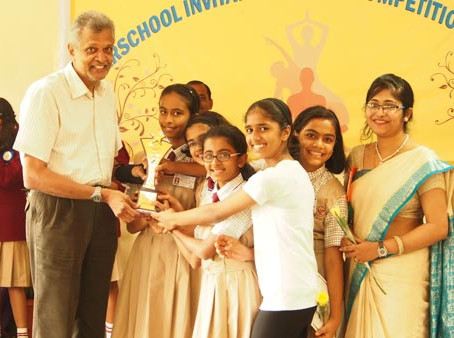Inter-School Invitational Yoga Competition