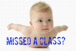 Cancelled Class & Missed Class Policy