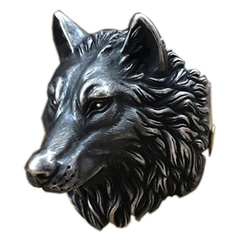 The Wolf Ring Handmade original 925 sterling silver