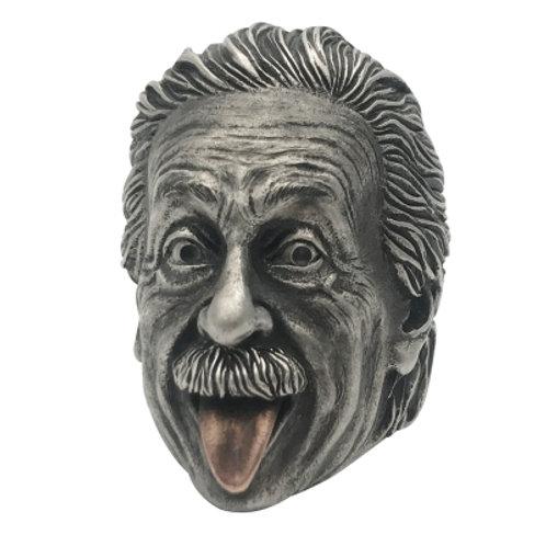 Scientist Einstein Handmade original 925 sterling silver