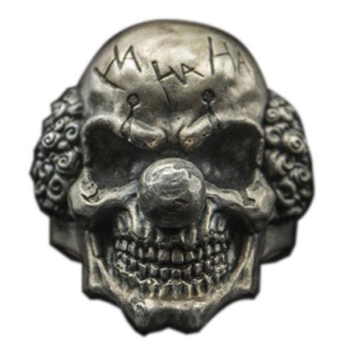 The joker ring Handmade original 925 sterling silver