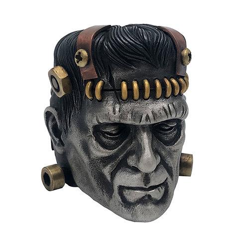Handmade original badass Frankenstein 925 sterling silver ring