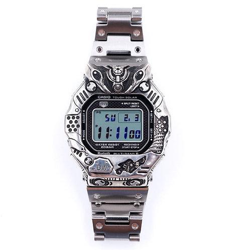 Watch case original design fashion 925 sterling silver