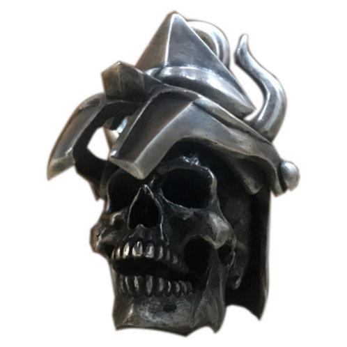 Skull and crossbones pendant Handmade original 925 sterling silver
