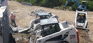 gravel removal