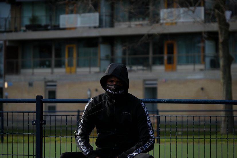 Free Youth Black Tracksuit