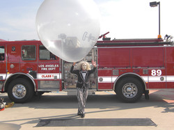 Mr. Balloon Man _ LAFD