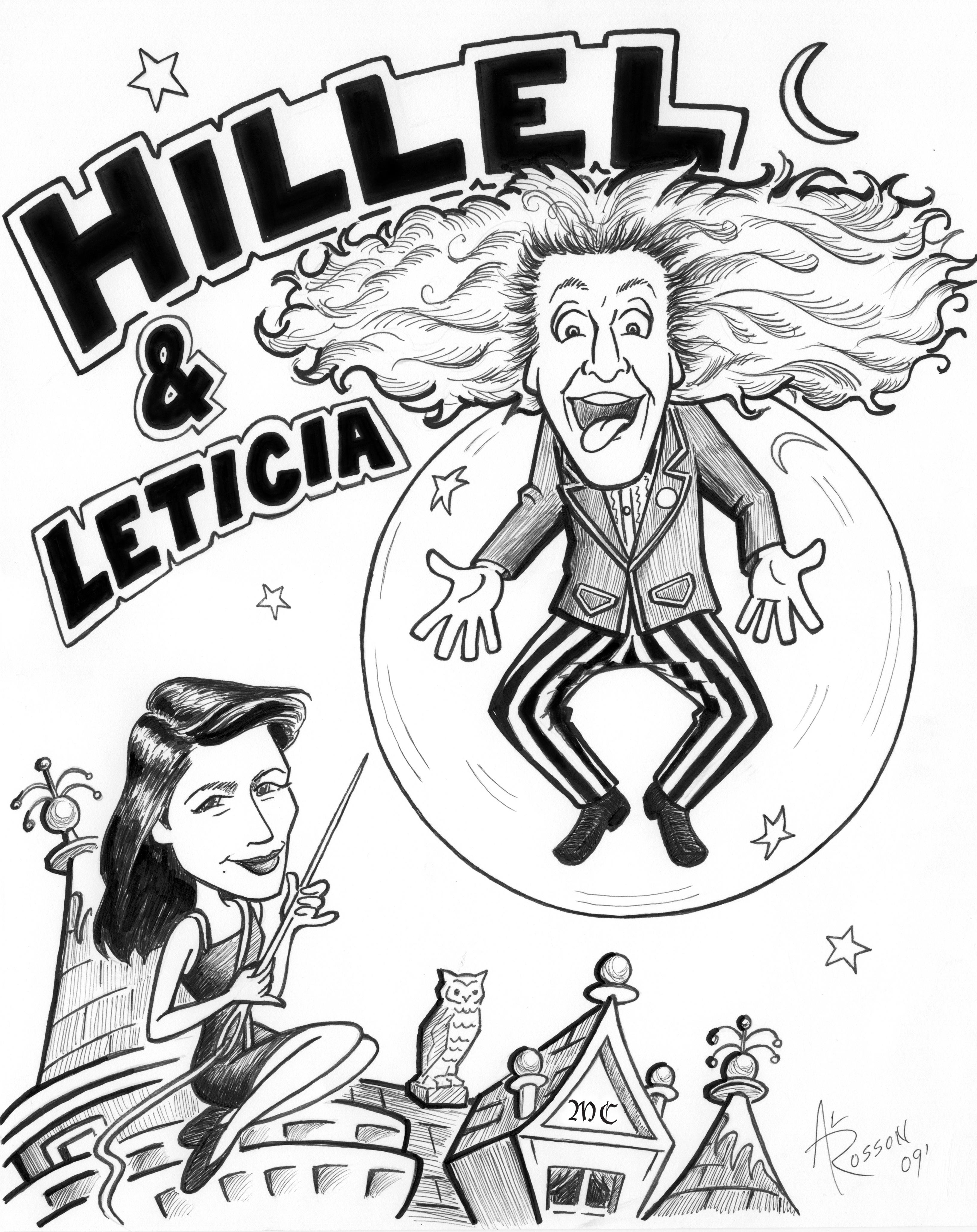 Hillel & Leticia MC