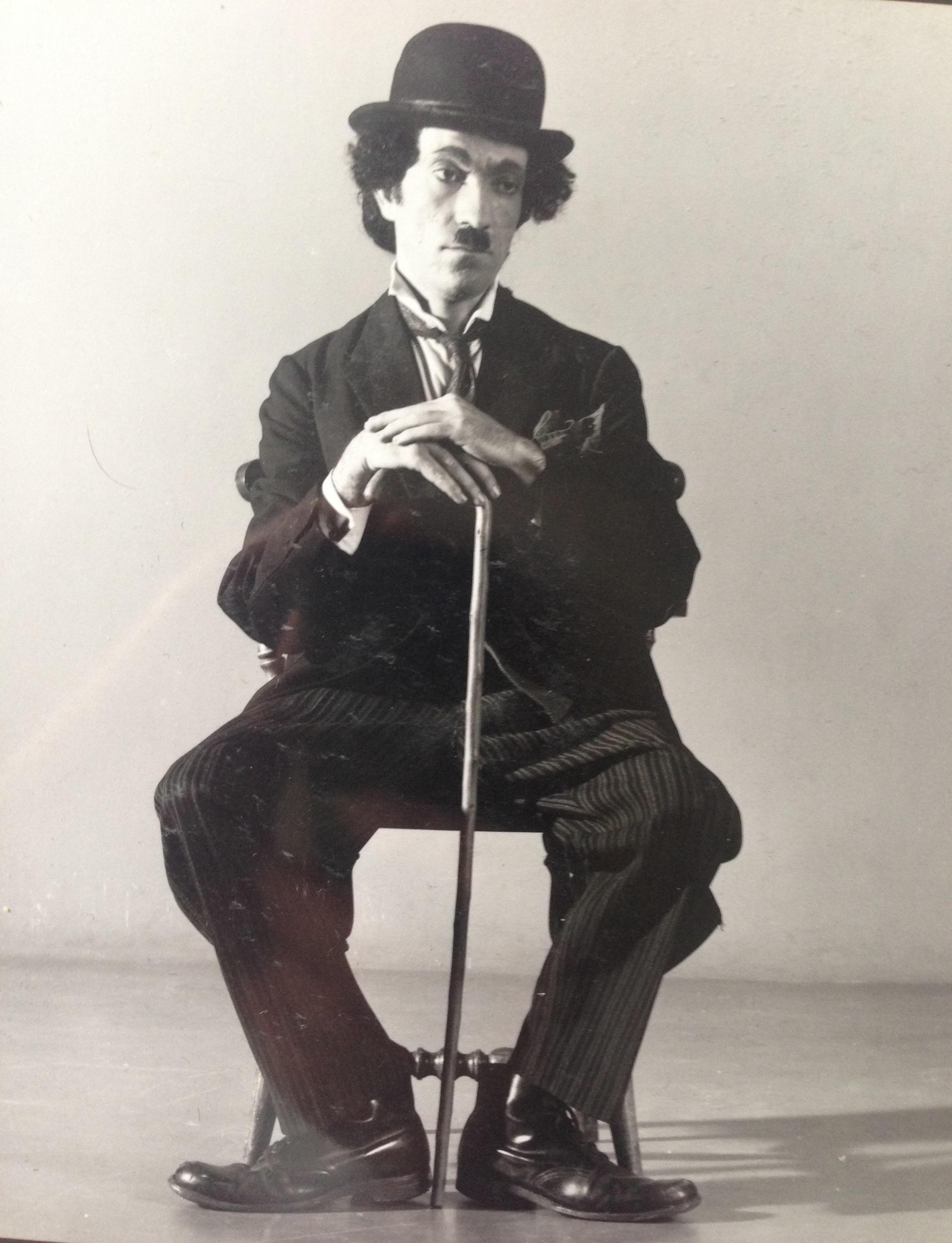 Hillel_Charlie Chaplin