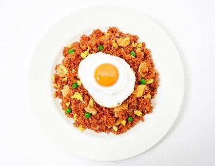 Fried Rice (nasi goreng)