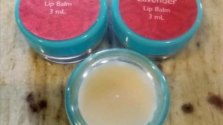 Lip Balm- Dames and Gents Body Co.