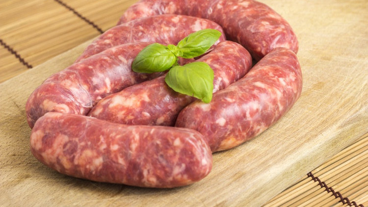 Italian Links | Sausage | Mangalitsa