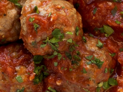 Yummy Low-carb Meatballs