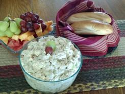 Recipe/Menu        Bridal Shower Chicken Salad