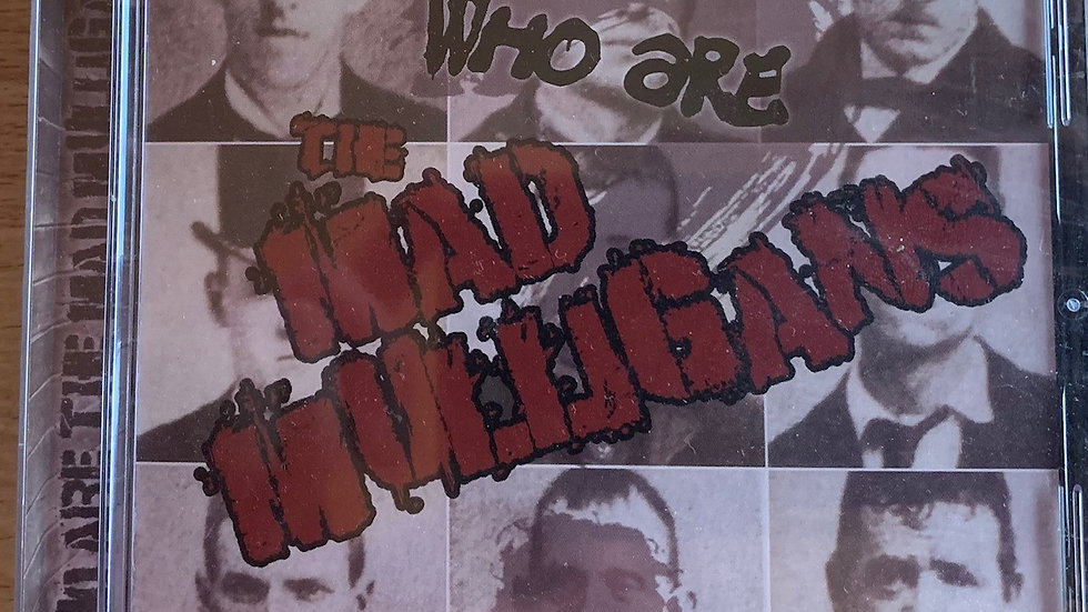 Who Are The Mad Mulligans? EP on CD/Jewel Case