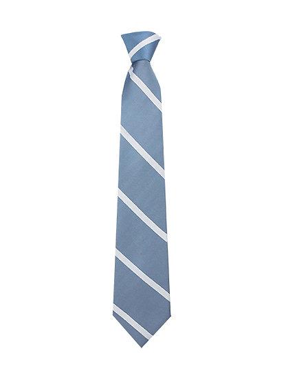 Boys Elementary School Clip on Tie