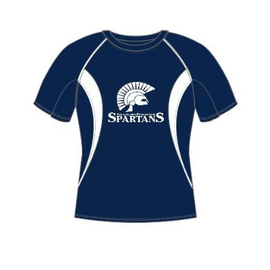 Ladies Short Sleeve  Gym Shirt (Grades 7-12)