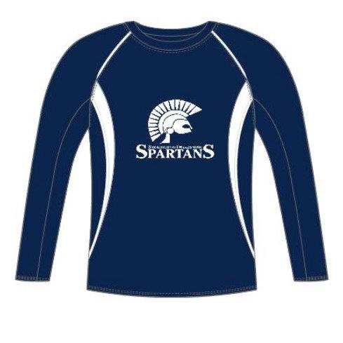 Unisex Long Sleeve Gym Shirt (Grades 7-12)