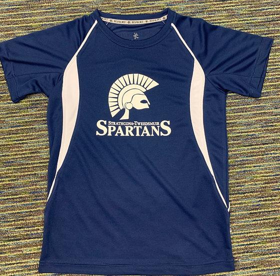 Adult Short Sleeve Tech Shirt - Middle & Senior School