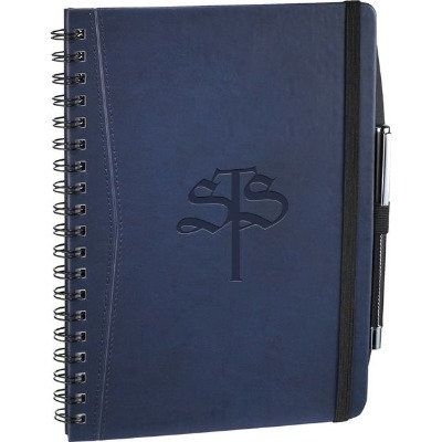 STS Leatherette Notebook
