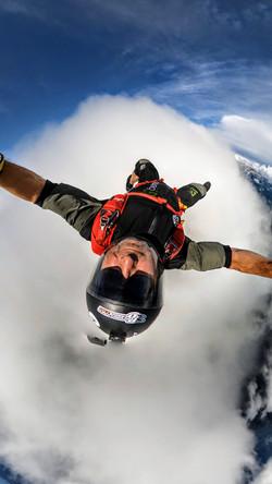 Above a clouds ⛅