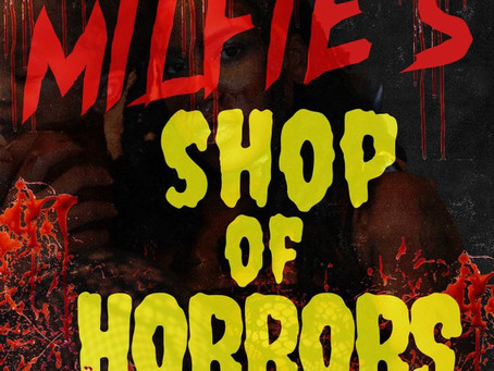 """Milfie is """"Gawdly"""" On New EP """"Milfie's Shop of Horrors"""""""