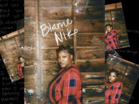 "Niko Noir Shares Debut Project, ""Blame Niko"", A Review"