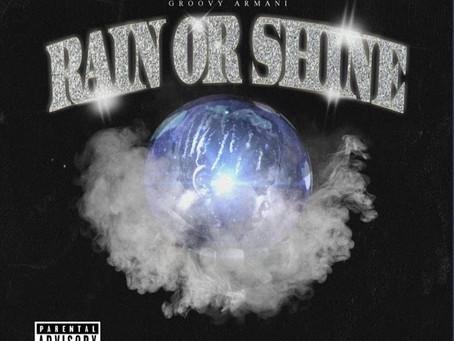 "Groovy Armani Gifts us New Album ""Rain or Shine"""