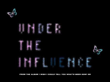 "Lex The Radical Drops Animated Visual for ""Under the Influence"""