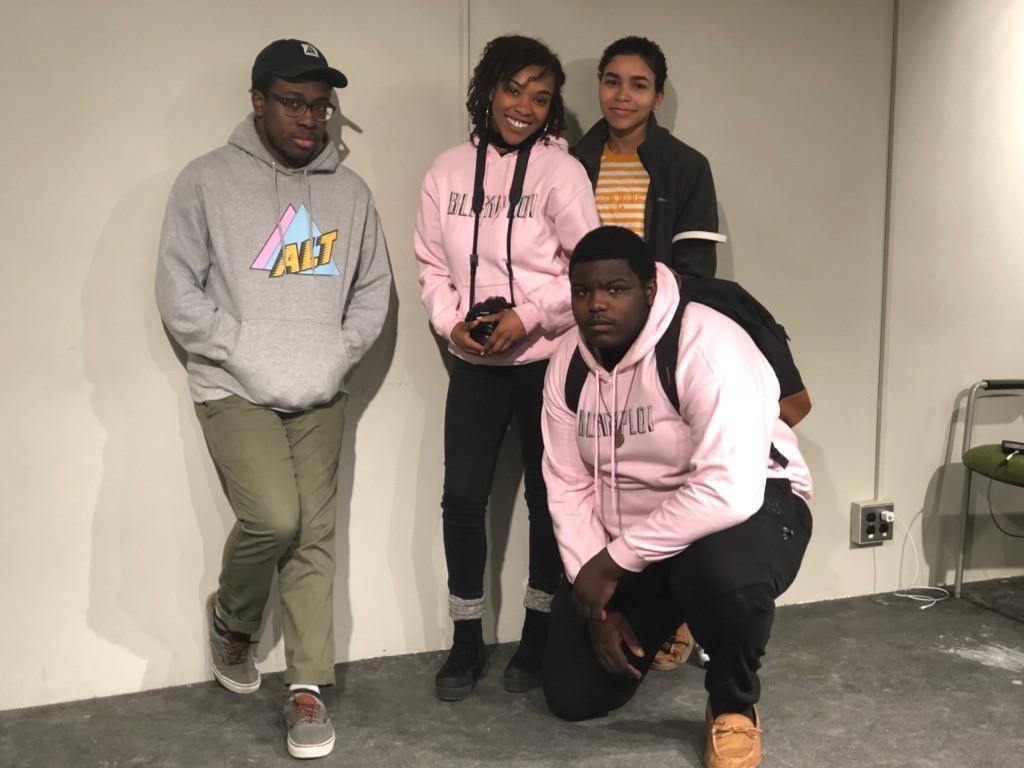 Let's Rap- February 2018