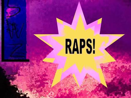 "Swoozydolphin Paints an Interstellar Soundscape on New Album ""Raps"""