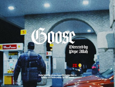 """Blanco Sends Warning Shots in New Music Video """"Goose"""